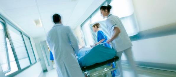 Urgencias Hospital Los Madroños