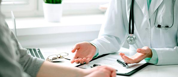 consultas Hospital los Madroños
