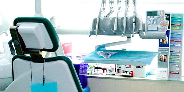 unidad de odontologia