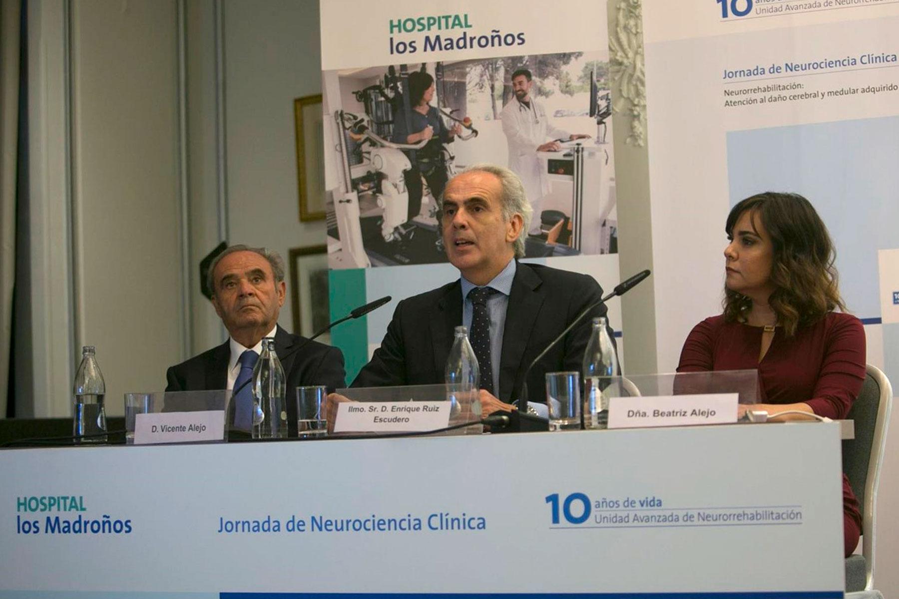 Congreso Hospital Los Madroños